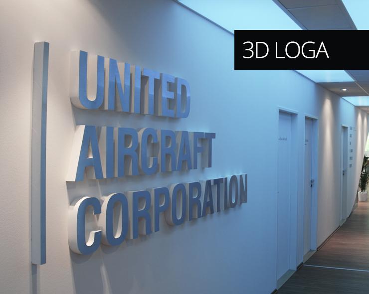 3D loga